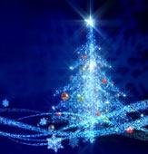 cartoline elettroniche natalizie da