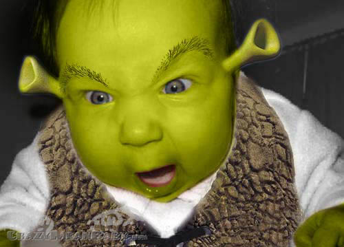 Baby9Shrek