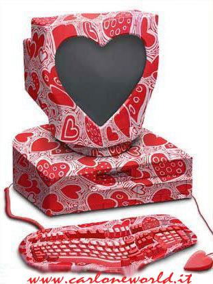 PC per San Valentino
