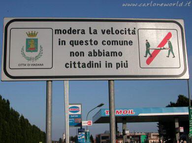 cartello comune