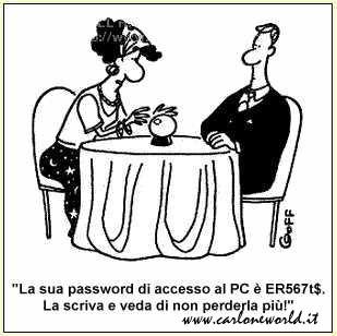 cartomante password