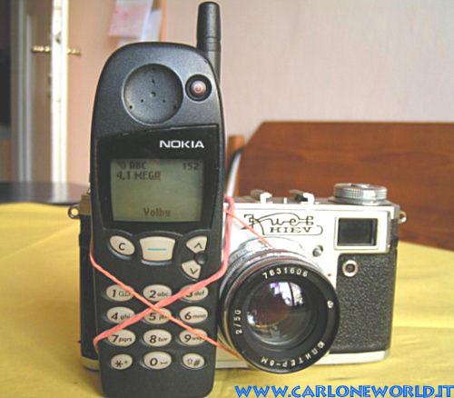 cellulare con fotocamera da 12 megapixel