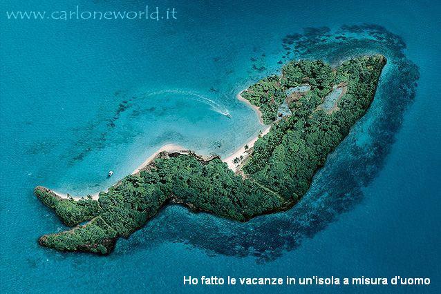 isola a misura uomo
