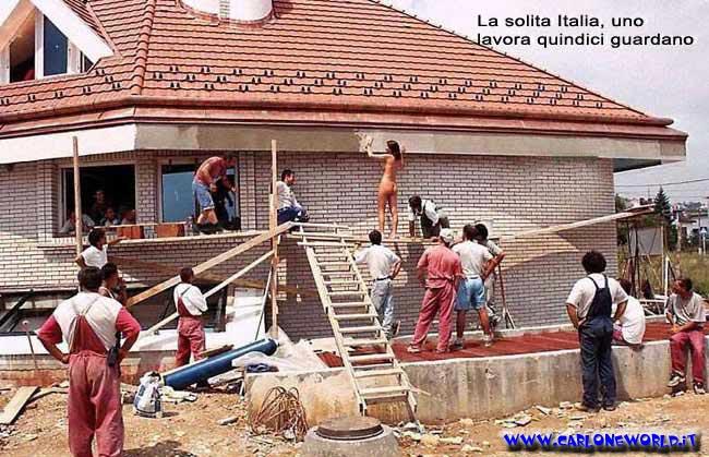 la solita Italia