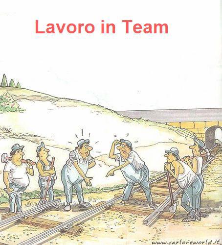 lavoro in team
