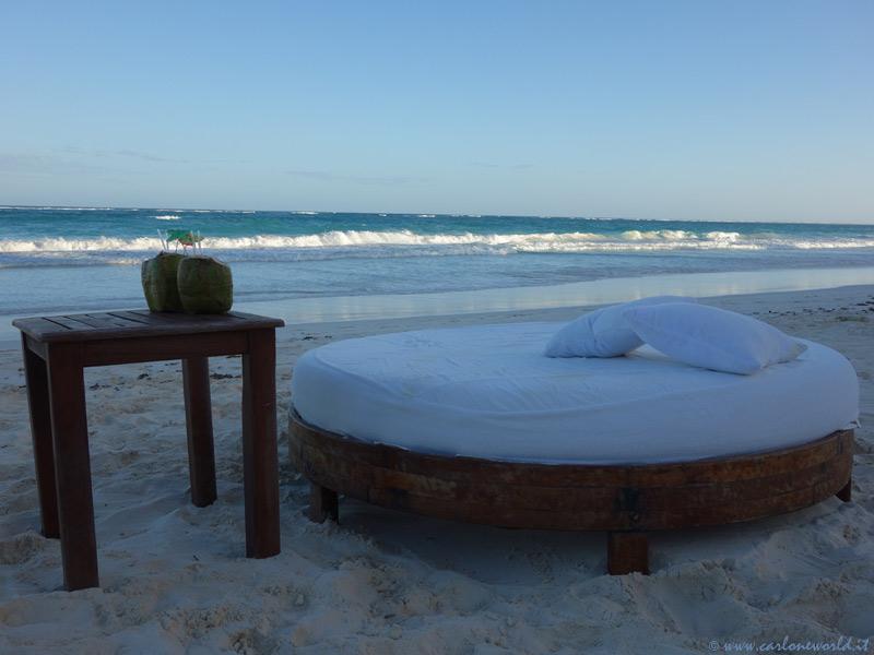 relax fronte oceano