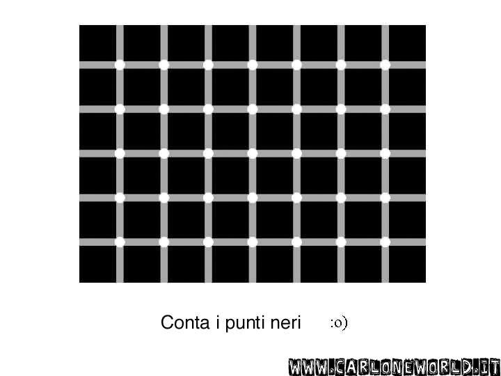 punti neri