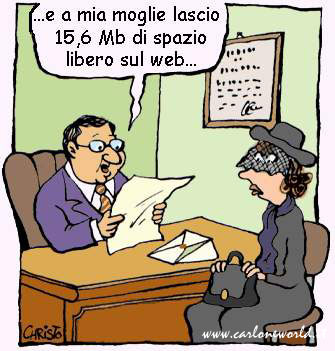 testamento informatico