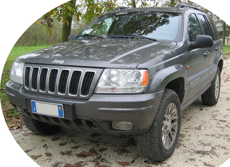 Schemi Elettrici Jeep Cherokee : Vendo jeep grand cherokee crd limited automatic