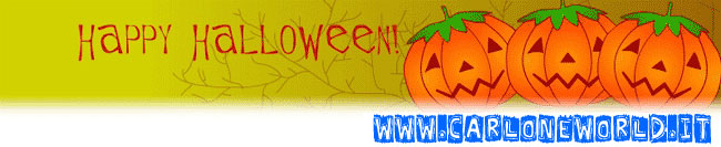 Speciale Halloween by Carloneworld.it