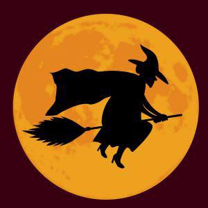 strega halloween luna