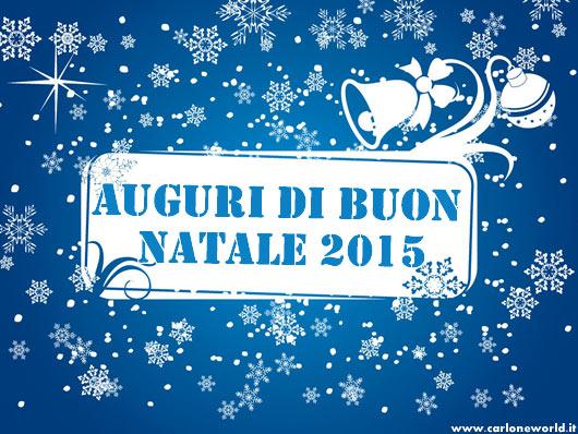 Immagine di natale cartolina auguri di natale 2015 for Immagini cartoline di natale
