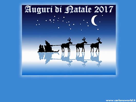 Immagine di Natale 2017: Immagine Auguri di Natale 2017