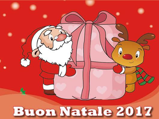 Immagine di Natale: Immagine Auguri Natale 2017