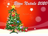 Cartolina Buon Natale 2020