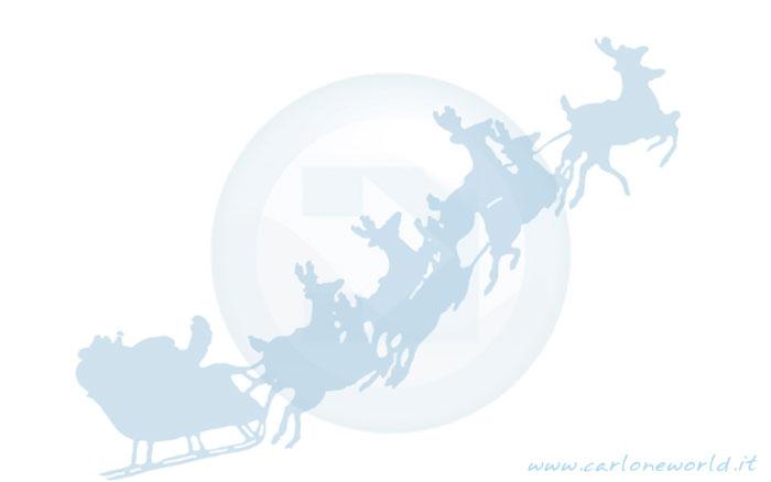 Sfondo Natale top