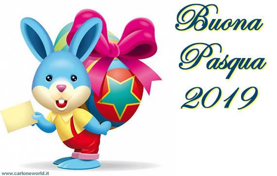 Auguri Buona Pasqua 2019 - Immagine Buona Pasqua 2019