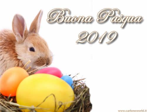 Immagine Auguri di Pasqua 2019