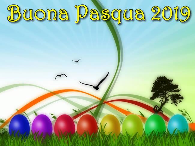 Buona Pasqua 2019 - Bella Immagine Buona Pasqua 2019