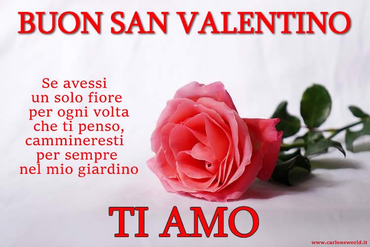 Frasi Buon San Valentino