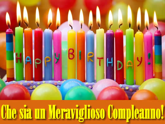 spesso Buon Compleanno - Immagine Buon Compleanno HP32