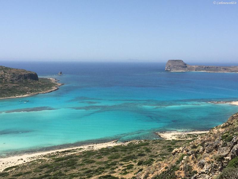 Bellissima Foto Mare: Creta, Laguna di Balos (Grecia)