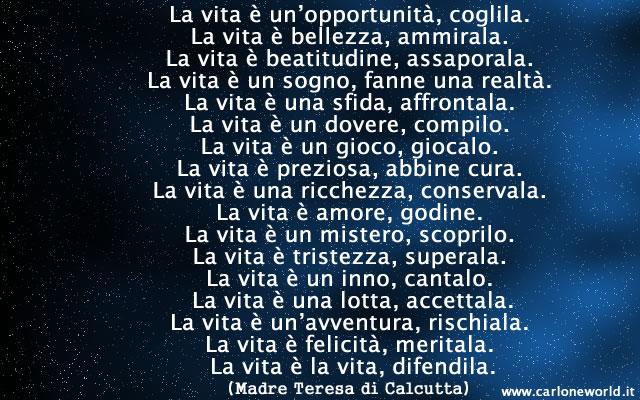Bellissima Frase in Immagine