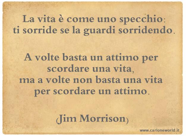 Favorito Frasi di Jim Morrison, bellissime UI04