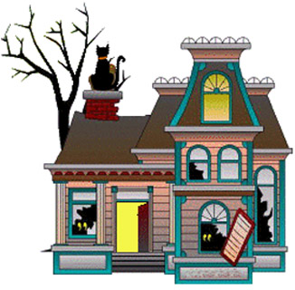 Immagine Halloween: casa stregata