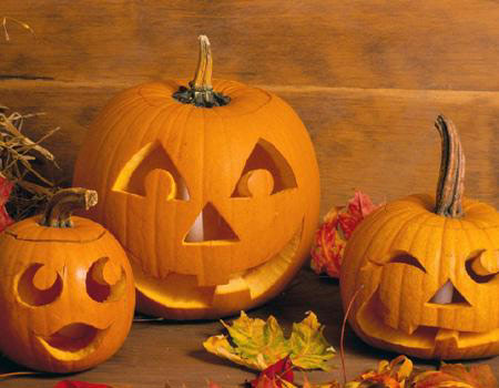Immagine Halloween: zucche Halloween