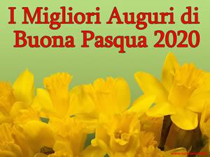 immagine Pasqua 2020