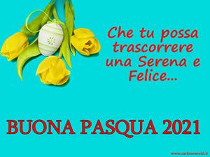 immagine Buona Pasqua 2021