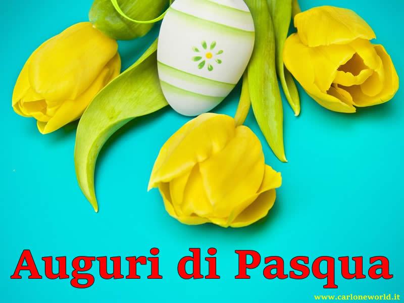 Auguri di Pasqua gratis