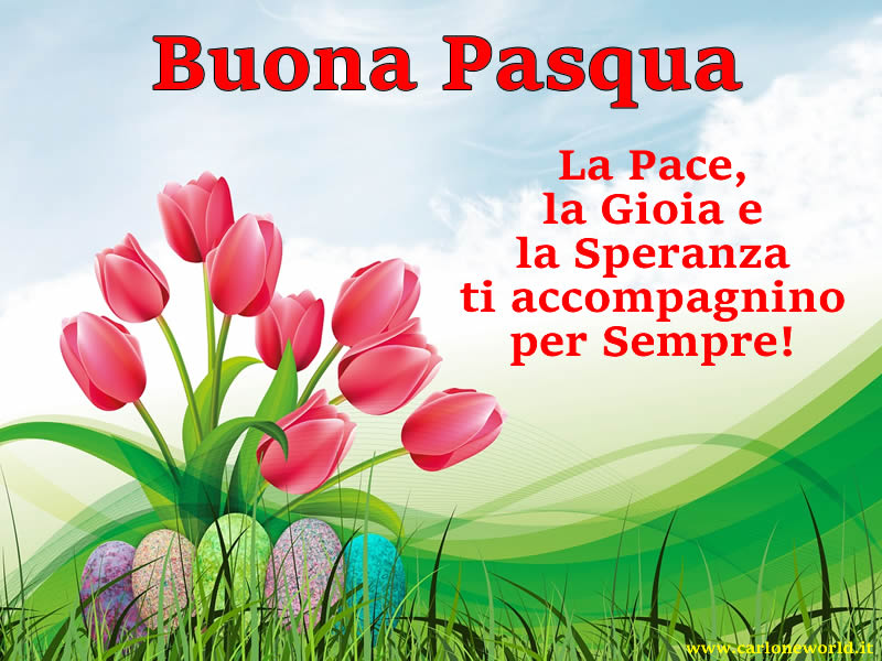 Immagini Buona Pasqua gratis