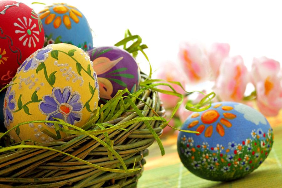 immagine di pasqua bellissime uova di pasqua divertenti e