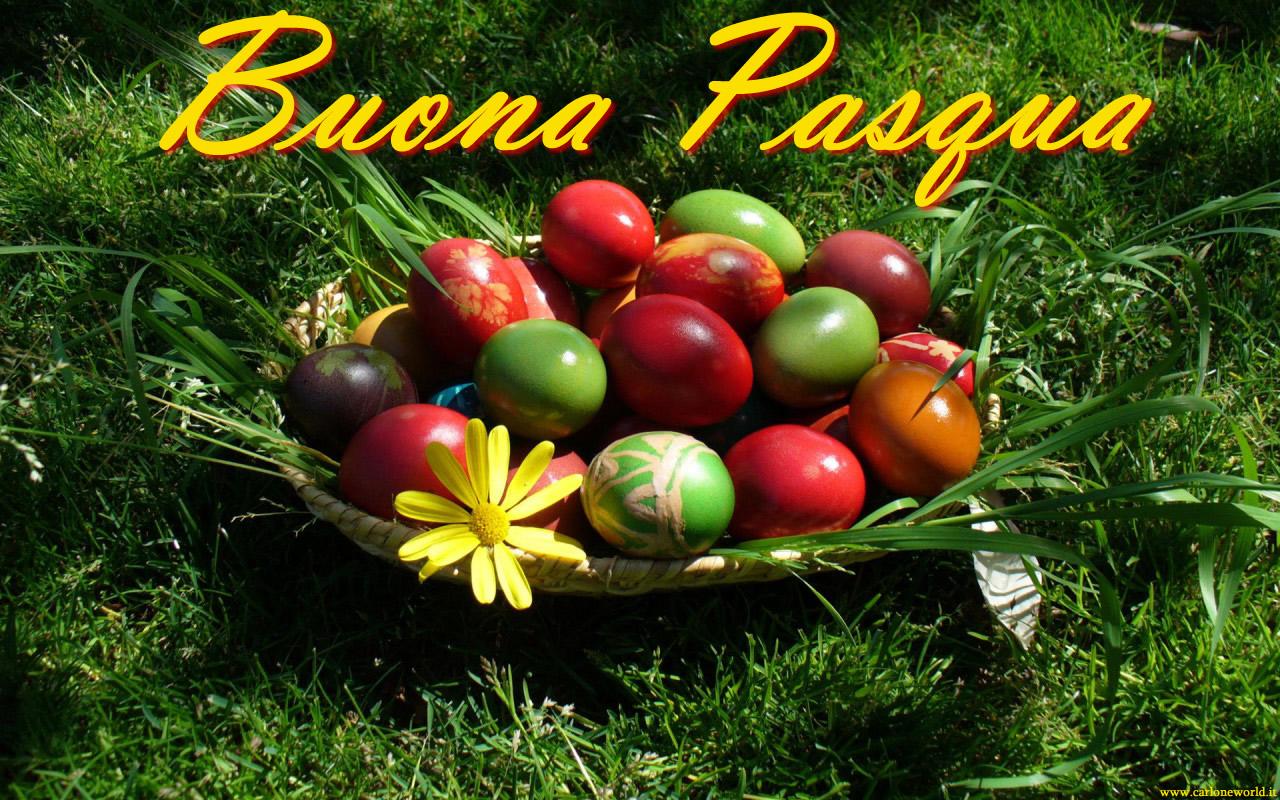 Sfondo Buona Pasqua