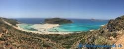 Foto Panoramica Laguna di Balos