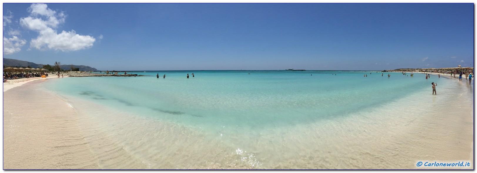 La migliore spiaggia di Creta