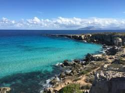 Spiaggia Cala Rossa Favignana